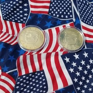 """🇺🇸 🏅"""" TRUMP COIN'S🏅 2020 """" FREEDOM 🇺🇸"""
